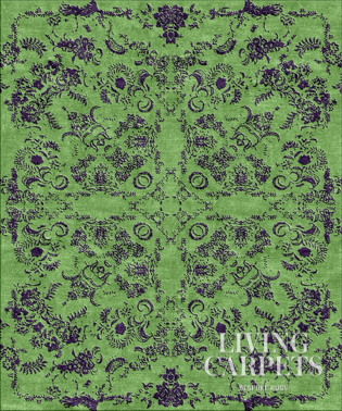 KIRMAN green violet