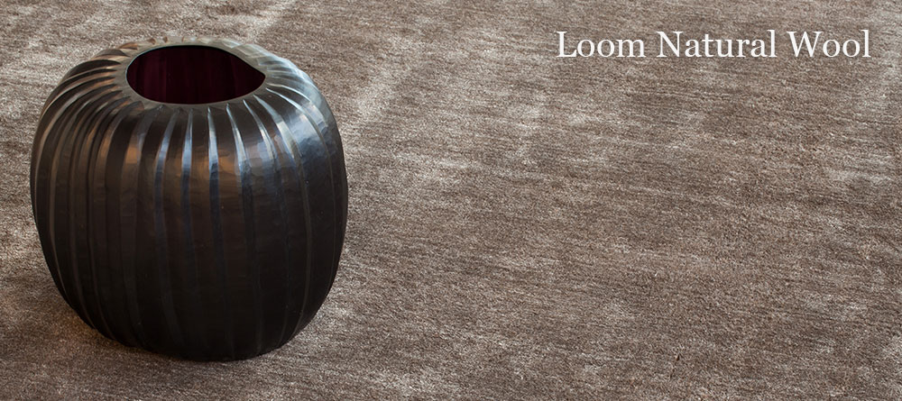 Loom Natural Wool