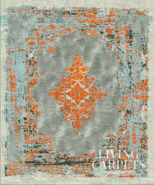 MASCHAD grey orange